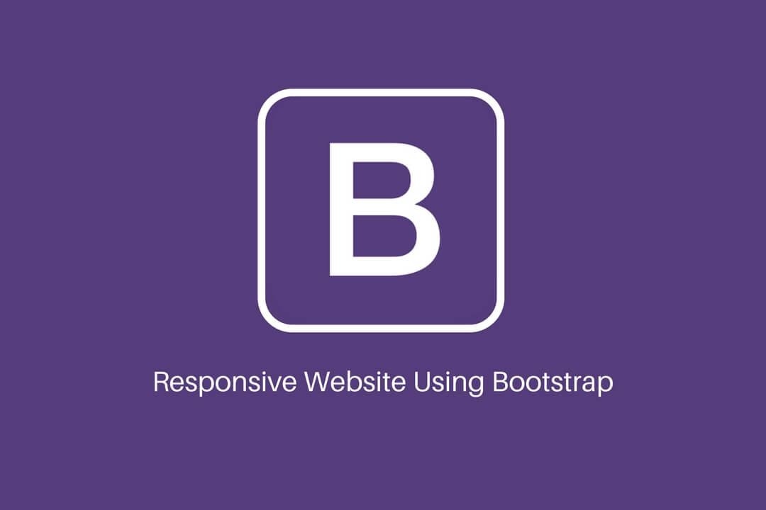 Create Responsive Website Using Bootstrap - TechJini
