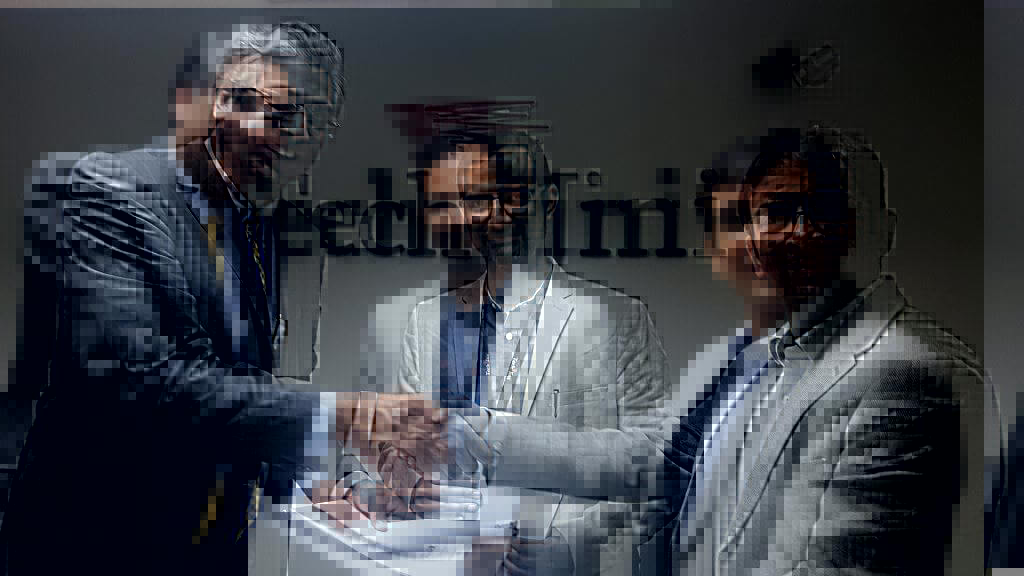 techJini is now a Datamatics company